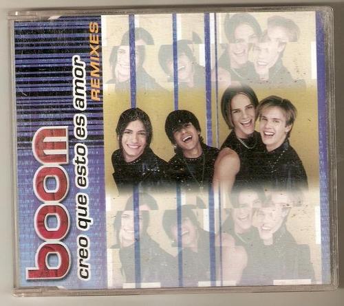 boom cd creo que esto es amor remixes