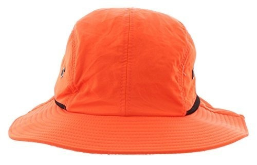boonie brim neck cover gorra de aleta de pesca