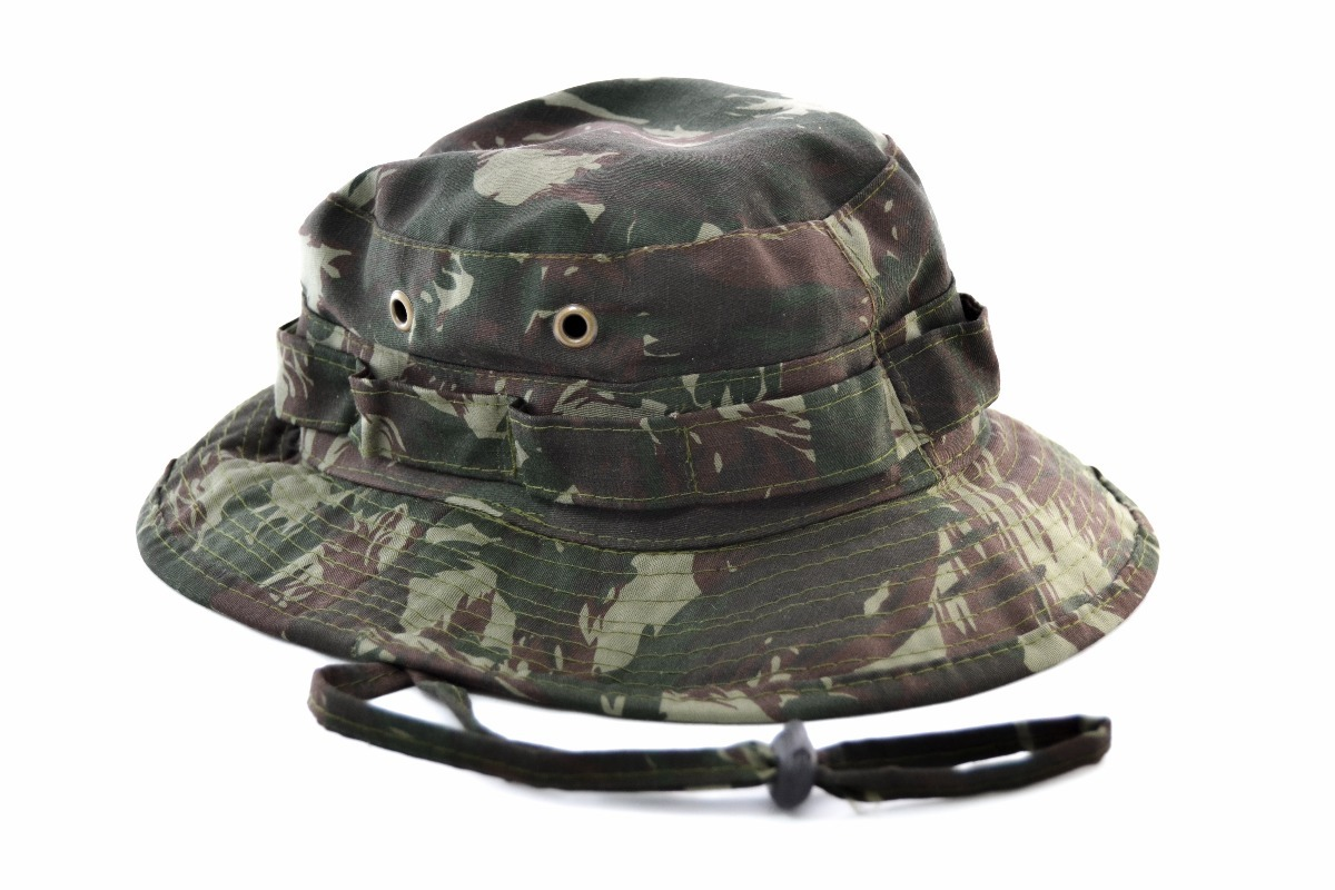 boonie hat - chapéu de selva modelo u.s.a eb. Carregando zoom. c9127b8b161