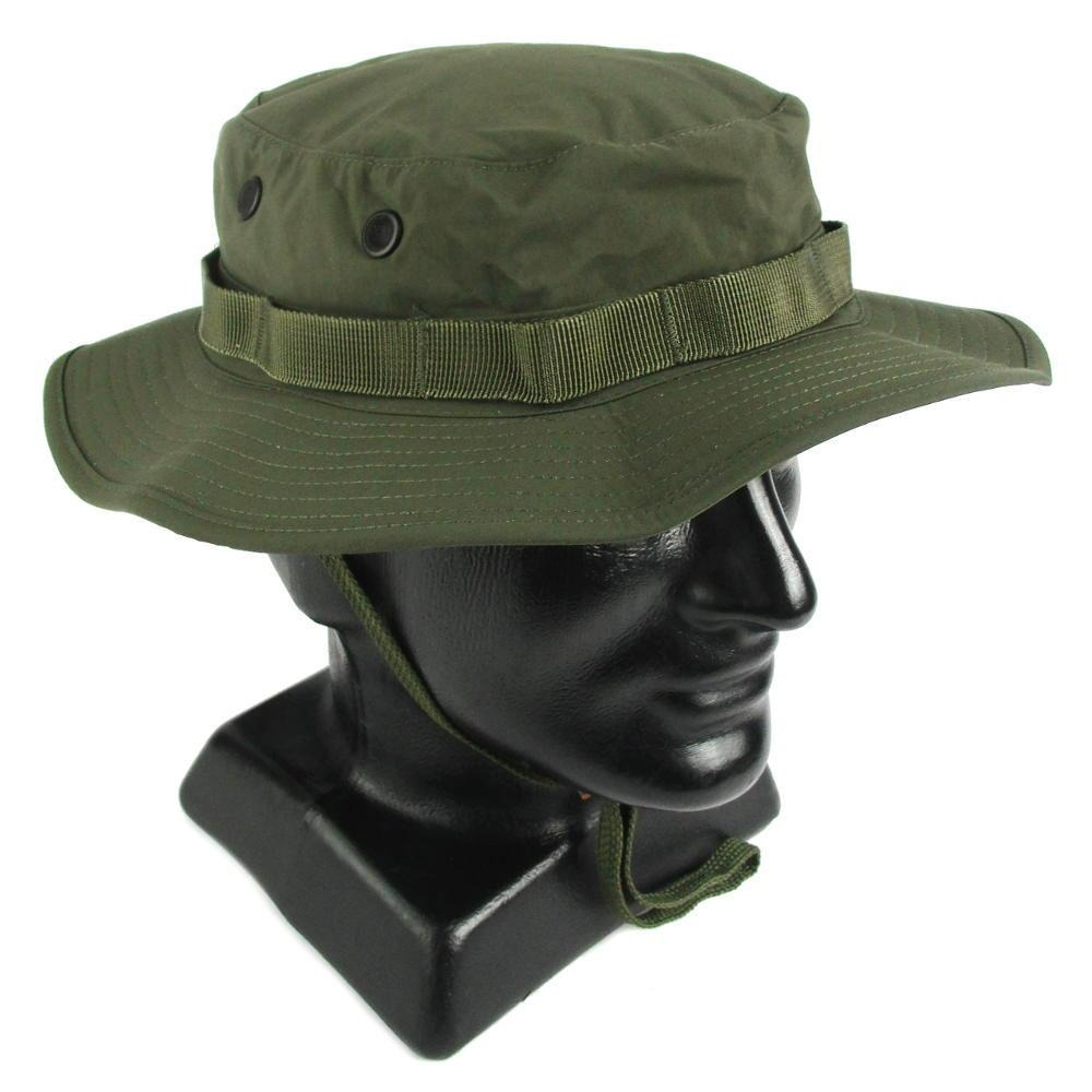 boonie hat - chapéu de selva verde- pronta entrega! Carregando zoom. b06c29f220b