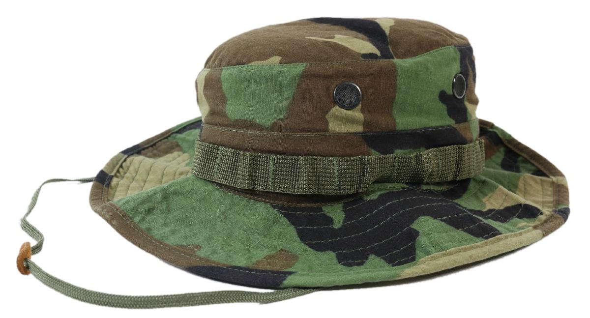 boonie hat - chapéu de selva woodland- pronta entrega! Carregando zoom. c3e22e2f4e8
