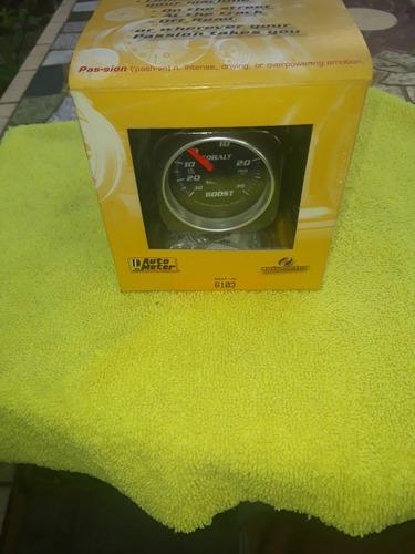 boost cobalt autometer 30psi
