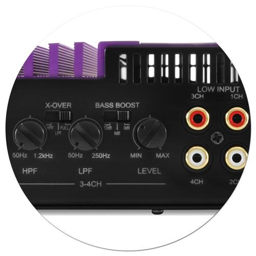 booster 800w modulo amplificador