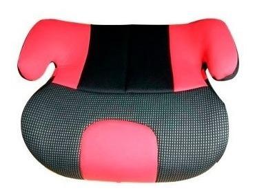 booster asiento auto apoya brazo 15 a 36 kg chico niño ne/ro