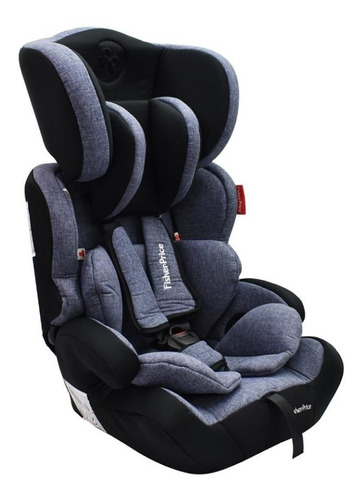 booster autoasiento fisher price max 2 en 1 convertible