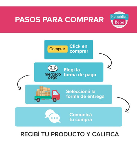 booster para auto sin respaldo niños love 2013 + cuotas