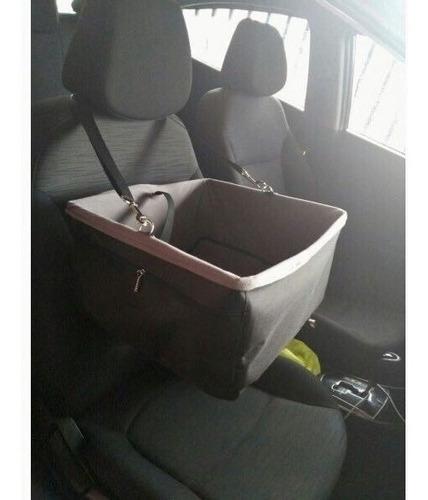 booster para perro - silla de automovil para mascota