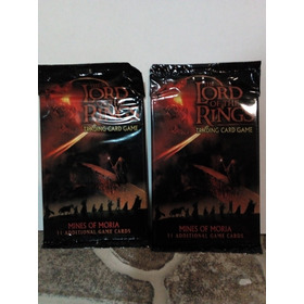 Boosters Lord Of The Rings Tcg. Cerraditos