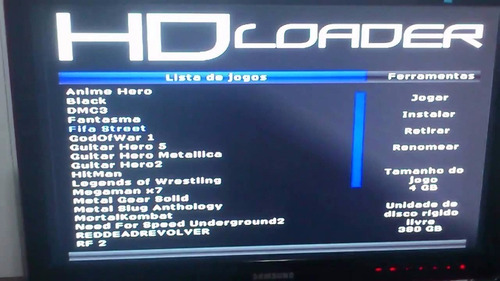 boot hd loader direto do hd, e opl. sem o cd boot