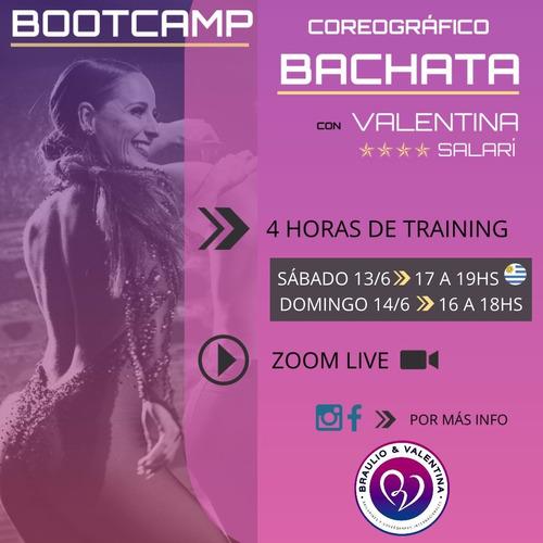 bootcamp de bachata lady con la campeona mundial !!!