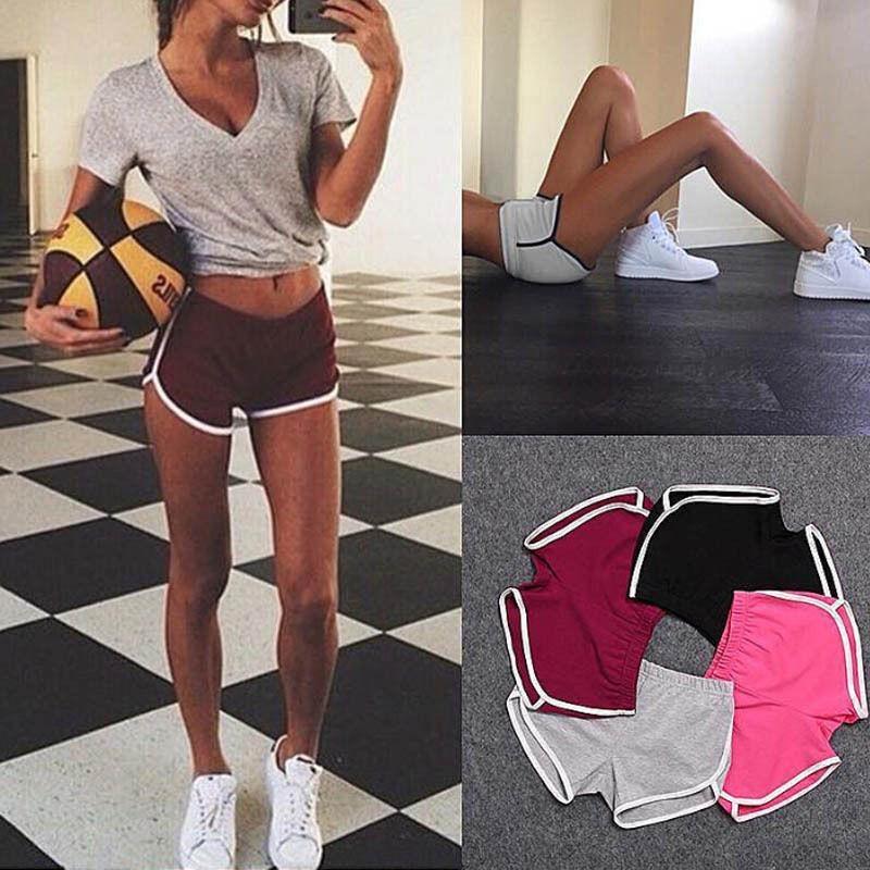 Booty Short Dama Gym Moda Tumblr Verano 2017 - $ 350.00 en