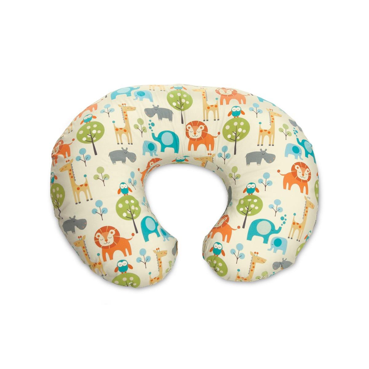 Picture of: Boppy Nursing Pillow And Positioner Peaceful Jungle 260 900 En Mercado Libre