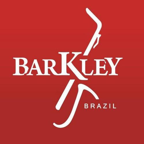 boquilha barkley jazz 7 ou 8 hybrid sax alto + braçadeira