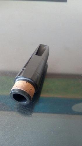boquilla de clarinete vandoren b40 usada