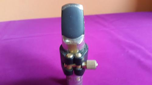boquilla metálica otto link  super tone master alto 6