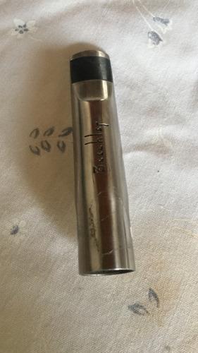 boquilla saxo alto beechller metalite  5  de los 80