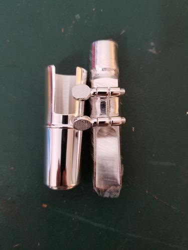 boquilla saxo alto metal