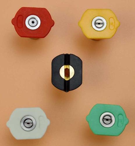 boquillas para lavadora de presión 5 piezas
