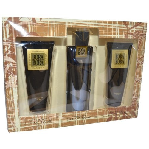 bora bora por liz claiborne for men. set de regalo (cologne
