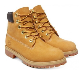 Borcego Timberland Hombre Af 6in Premium Boot Wheat Yellow