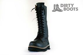 da7d43f0c1 Botas Negras Talle 36 Caña Alta Y Ancha Nuevas Mujer - Botas y ...