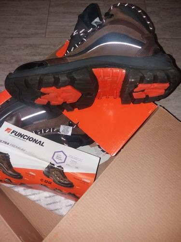 borcegos funcional nuevos en caja con etiquetas núm 44