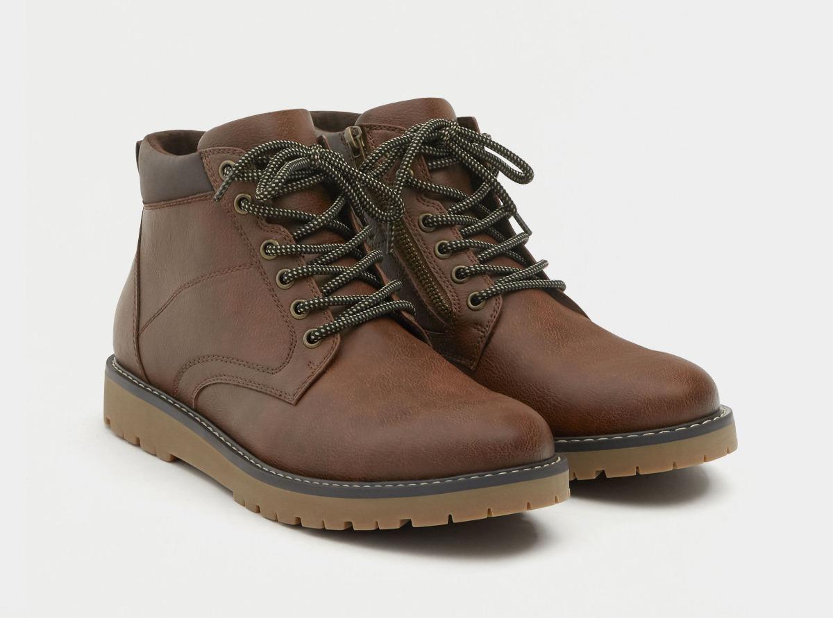 d9b97e465b Cargando zoom... botas hombre borcegos zapatos. Cargando zoom... pull bear  borcegos zapatos botas hombre eco cuero zapatillas