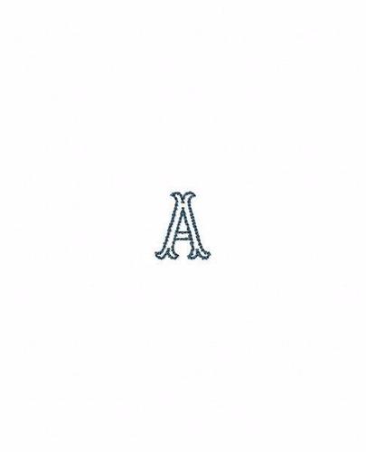 bordado computadorizado bc3371 alfabeto western