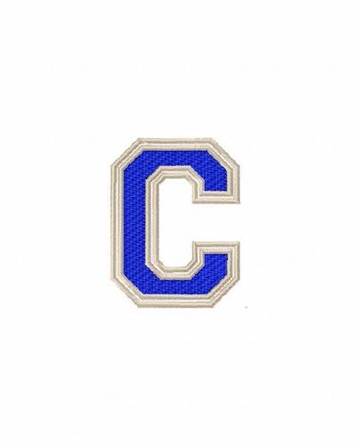 bordado computadorizado bc3397 alfabeto colegial em dois tam