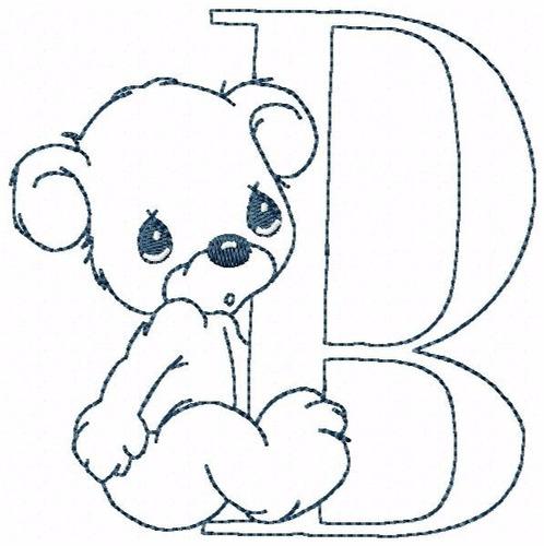 bordado computadorizados bc3454 alfabeto lindinho