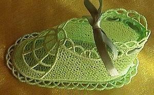 bordado computadorizados richelie sapatinho verde