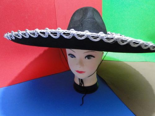 bordado !!!!!!   grande   chapeu  mexicano