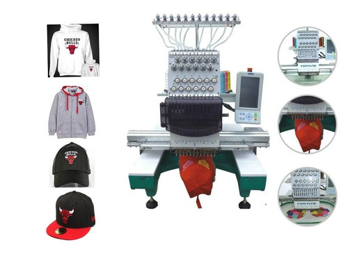 bordadora industrial de nueva generación calidad aaa nueva