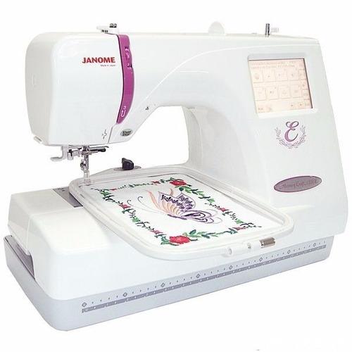bordadora janome nueva a 3300 soles