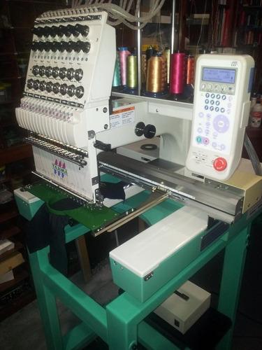 bordadora tajima flamante japonesa