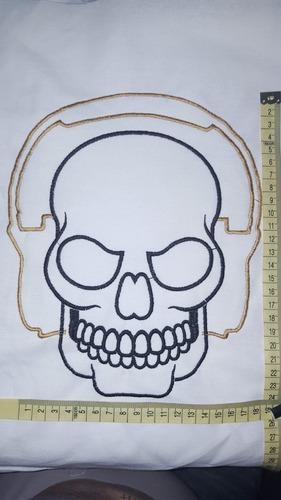 bordados, apliques, logos, escudos. diseños personalizados.