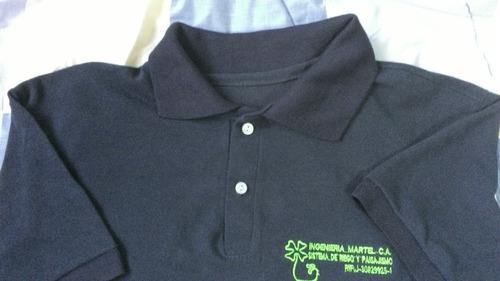 bordados chemises camisas columbia uniformes pantalon gorras
