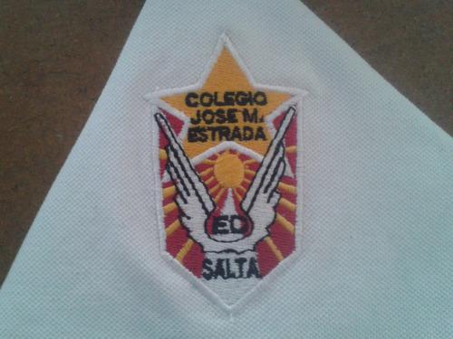 bordados computarizados-escudo-logo-gorra calidad y precio!!