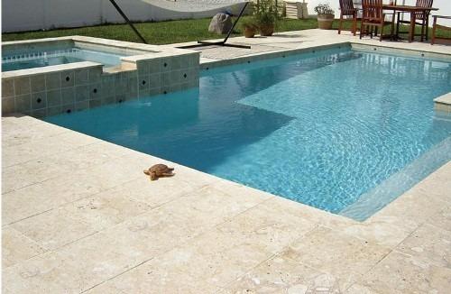 Borde de piscina coralina borde redondo bs for Piscina 5x4