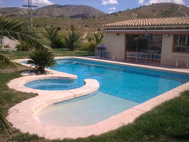 Bordes de piscinas precios beautiful bordes de piscina for Instalar piscina precios