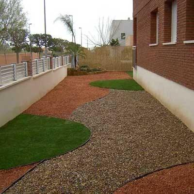 Borde para jardin 6 metros en mercado libre for Borde plastico para jardin