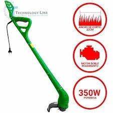 bordeadora de cesped liliana jb3522 350 watts 22cm de corte