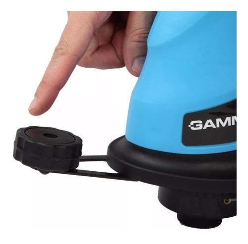 bordeadora electrica 500 watts gamma jardin g3080