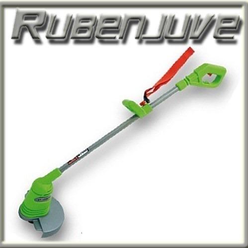 bordeadora electrica 600w doble ruleman carretel automatico
