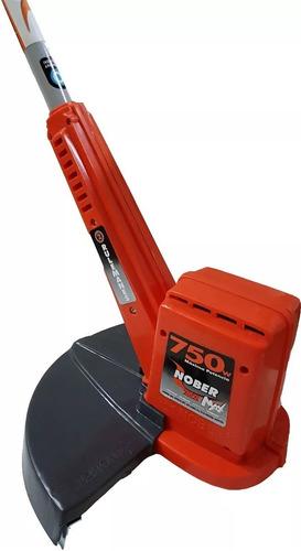 bordeadora eléctrica 750w nober 212max 220v