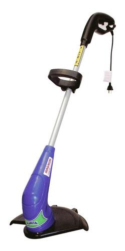 bordeadora eléctrica plumita 1000w + set riego - e/g