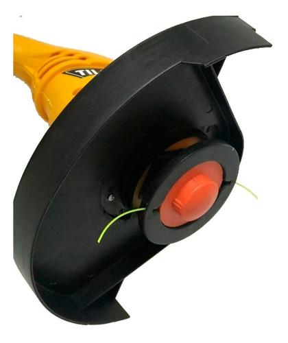 bordeadora electrica tilcara 350w + prolongación + regalos