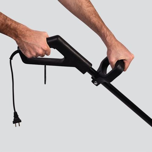 bordeadora magiclick electrica 600 watt max power c/carrito