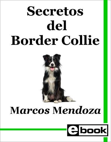 border collie - libro adiestramiento cachorro adulto crianza