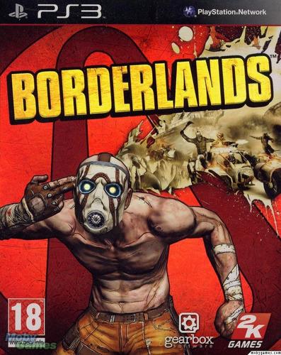 borderlands 1 ps3
